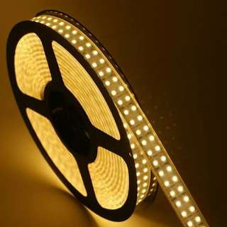 Lampu LED strip double line superbright