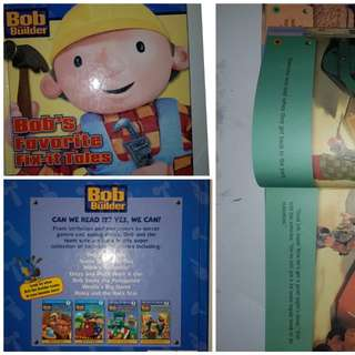 Bob the Builder Children's Book