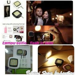 Lampu Selfie Flash Camera Hp