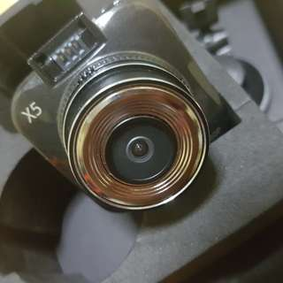 Dexors X5 car camera with SD card