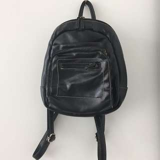 Vintage Mini Backpack
