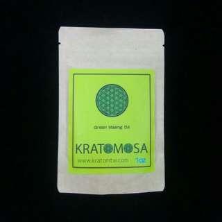 印尼 Kratom 綠色/1包/28g