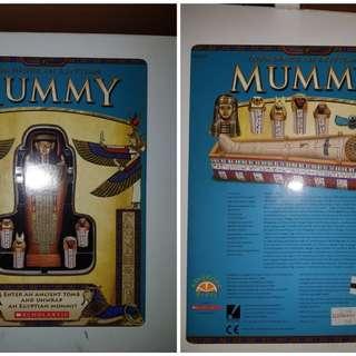 Look Inside an Egyptian Mummy