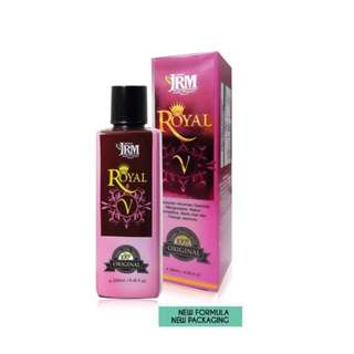 JRM Jus Royal V (New Packaging) - 250ml