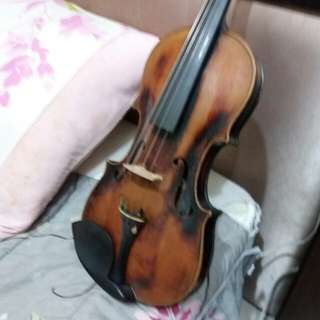 Klotz 古董小提琴
