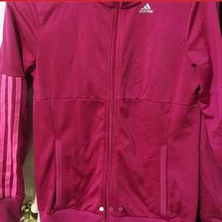 *PRICE DROP* Pink Adidas Sweater (S)