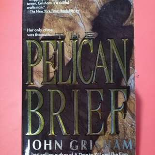 John Grisham The Pelican Brief