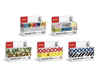 Nintendo Labo - Masking Tape set of 5 (pre order)