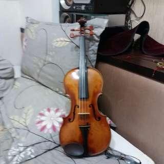 捷克古董小提琴