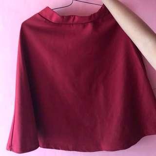 Skirt A/Rok