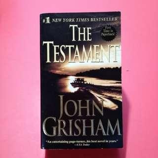 John Grisham The Testament