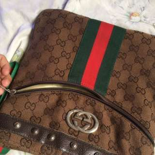 Gucci premium sling bag