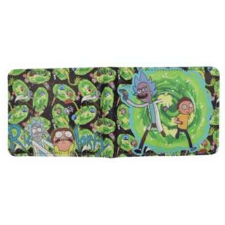 Rick and Morty 4 Wallet
