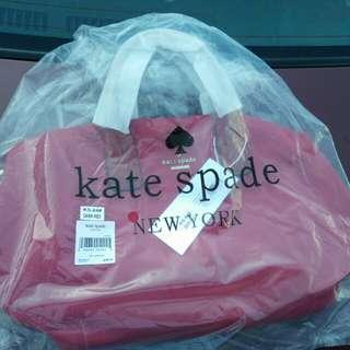 Kate spade plain red