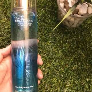 Bath and Body Sea Island perfume