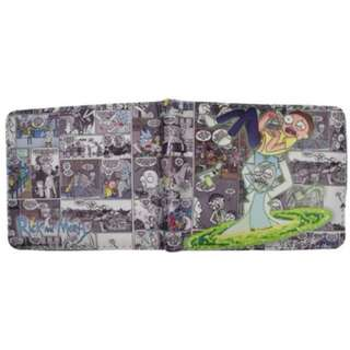 Rick and Morty 6 Wallet