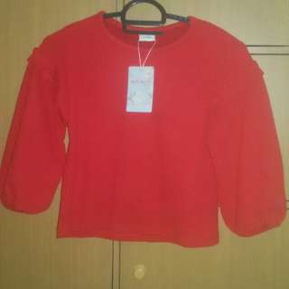 Long Sleeve Sweater (Basic Tee)