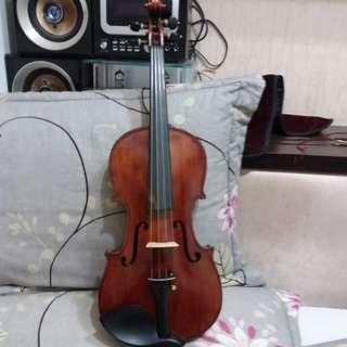 德國E martin 古董小提琴