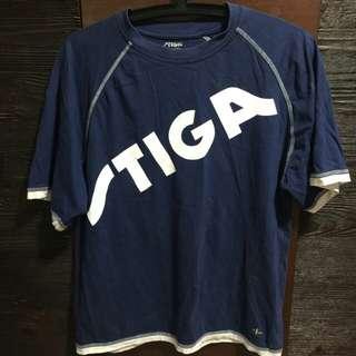 Used Stiga tshirt (unisex) Size:(s)