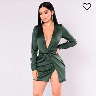 Fashion nova-Sugar free dress