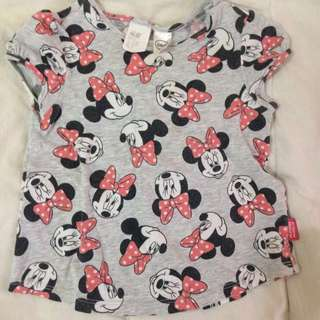Disney for h&m 9-12m