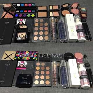 Authentic Makeup! Eyeshadow Palettes, Bronzers, Blushes + More! (Read description)