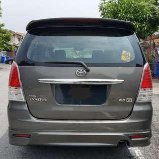 Toyota Innova (G) 2010