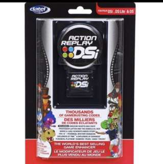 (Brand New) Datel Action Replay DSI