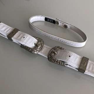 LAIR Belt & Choker