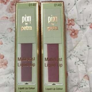 Pixi Mattelast liquid lipstick
