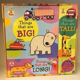 Baby Steps Big Box of Books - Baby Books