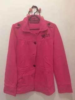 Jaket Anak Pink