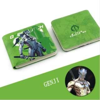 Overwatch Genji Wallet