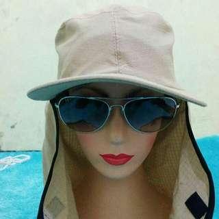 Topi jepang masker terbuka bahan berkualitas