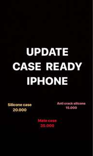 CASE IPHONE READY