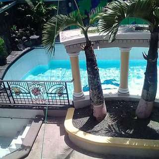 Privatepool for rent