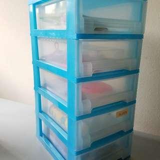 drawer set (small)