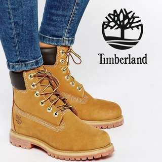 TIMBERLAND Authentic 6-inch Waterproof Boots Women