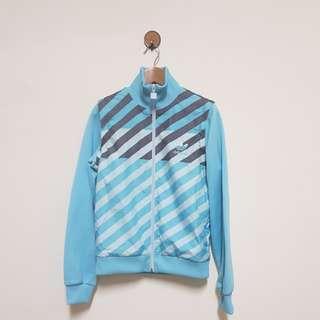 adidas 水藍色外套 36