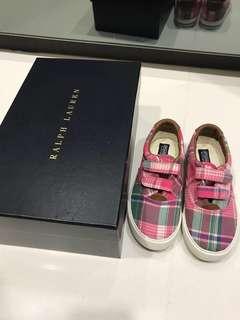 Polo Ralph Lauren shoes (size Eur26)