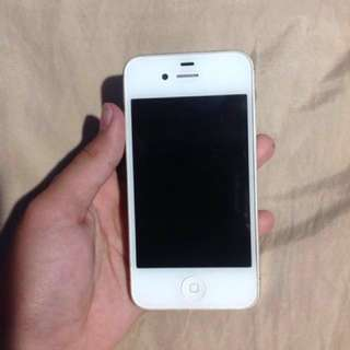 iPhone 4s {64gb} (White)