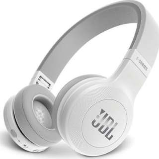 *BNIB* JBL E45BT Bluetooth Headphones in White