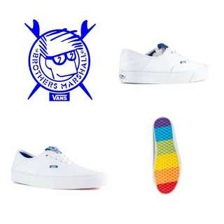 Vans authentic sf brother