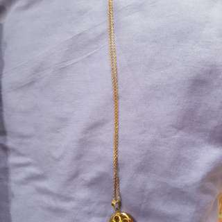 Goldheart Stainless Steel Necklace