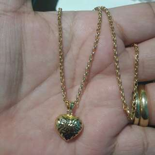 18k saudi gold tauco chain