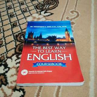 The Best Way to Learn English