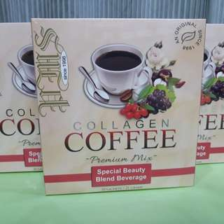 PMS Collagen Coffee