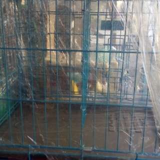 Imported Pet Cage
