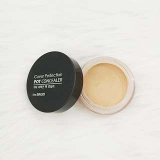 The Saem Cover Perfection Pot Concealer