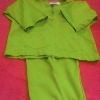Baju Melayu kanak2 Prelove